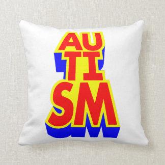 Autism Superhero Cushion