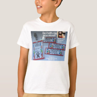 Autism Tags T Shirt