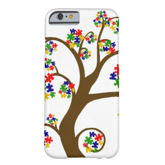 Autism Tree of Life iPhone 6 case
