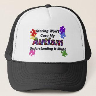 Autism Understanding Trucker Hat