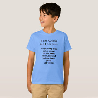 Autistic Awareness T-Shirt