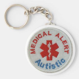 Autistic key chain