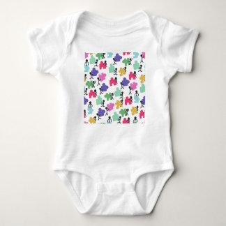 autistic people baby bodysuit