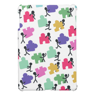 autistic people case for the iPad mini