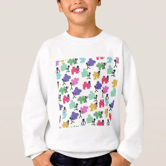 autistic people sweatshirt