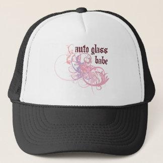 Auto Glass Babe Trucker Hat
