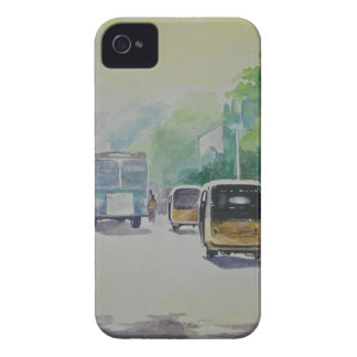 Auto - Indian Taxi iPhone 4 Cover