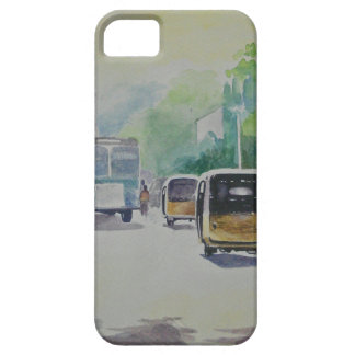 Auto - Indian Taxi iPhone 5 Case