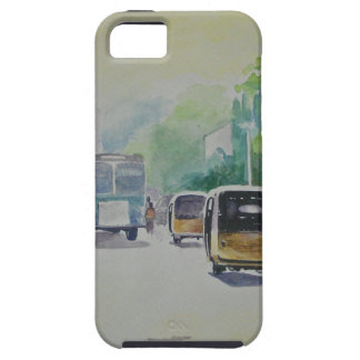 Auto - Indian Taxi iPhone 5/5S Cases