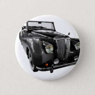 Auto Oldtimer Classic Car 6 Cm Round Badge