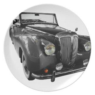 Auto Oldtimer Classic Car Plate