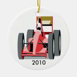 Auto racing Ornament