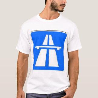 Autobahn Logo Tee