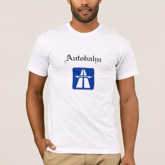 Autobahn Mens T-shirts
