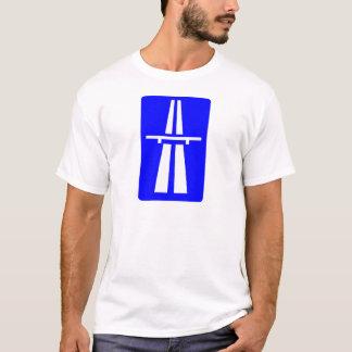 Autobahn Sign T-Shirt