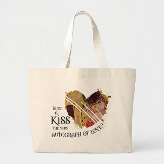 Autograph of Love Jumbo Tote Bag