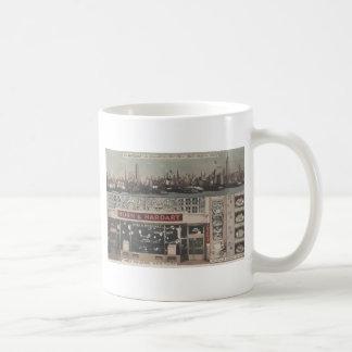 Automat Horn & Hardart Time Square New York, Vinta Coffee Mug