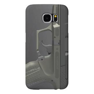 Automatic HandGun Samsung Galaxy S6 Cases
