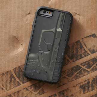 Automatic HandGun Tough Xtreme iPhone 6 Case