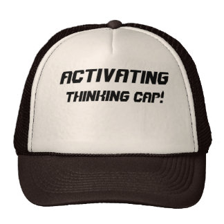 Automatic Thinking Cap