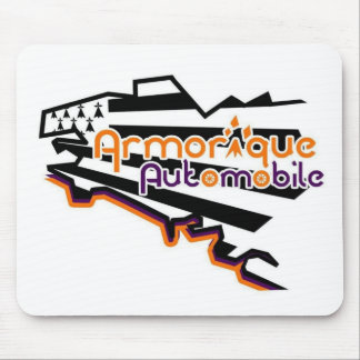 Automobile Armorique mouse mat