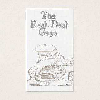 Automobile Business Cards