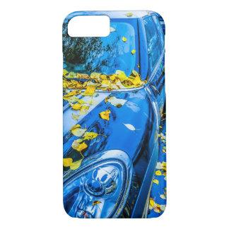 Automobile, Car - Season Of Fallen Leaves iPhone 7 Case