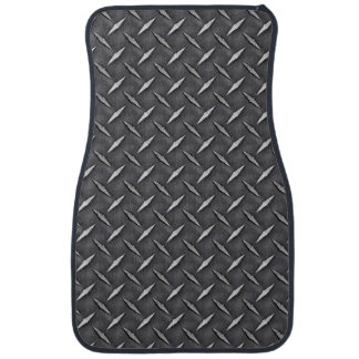 Automotive Diamond Steel Raw Zinc Metal Plate Car Mat