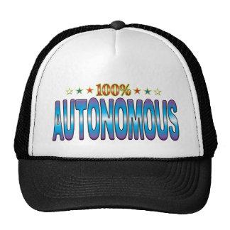 Autonomous Star Tag v2 Cap