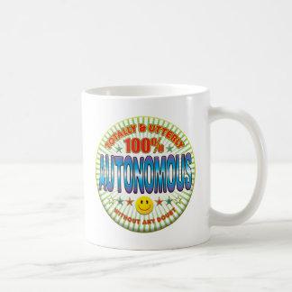 Autonomous Totally Coffee Mugs