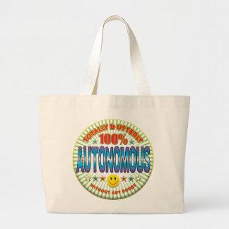 Autonomous Totally Jumbo Tote Bag