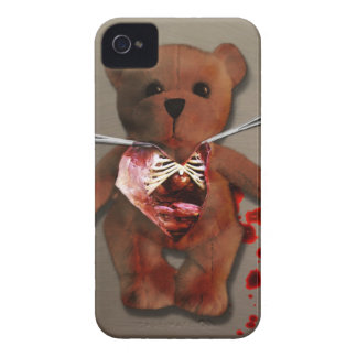 Autopsy of T Bear iPhone 4 Cover