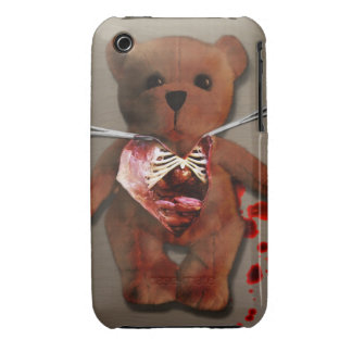 Autopsy of T. Bear iPhone 3 Case-Mate Cases