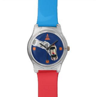 AUTOX-White Watch