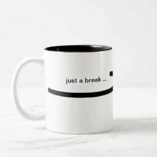 AUTRE PART products Two-Tone Coffee Mug
