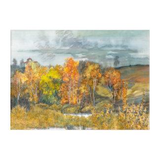 autumn 300 acrylic print