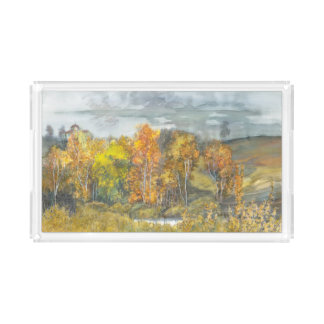 autumn 300 acrylic tray