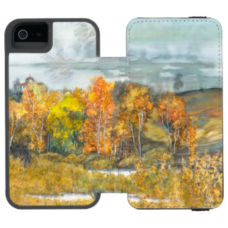 autumn 300 incipio watson™ iPhone 5 wallet case