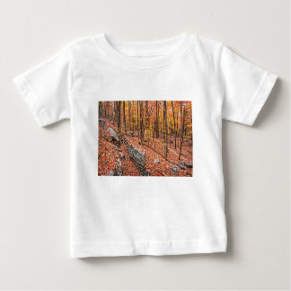 Autumn Above the Trail Baby T-Shirt