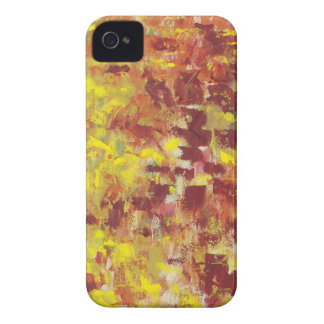 Autumn Abstract Art iPhone 4 Case-Mate Cases