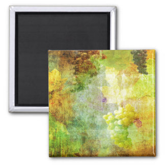 Autumn Abstract Magnet