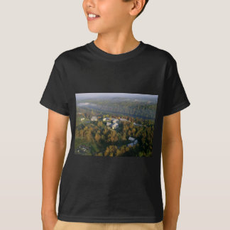 AUTUMN AERIAL OF THE NATIONAL CONSERVATION TRAININ T-Shirt