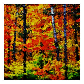 Autumn Afternoon 2 - Painting Art Posters