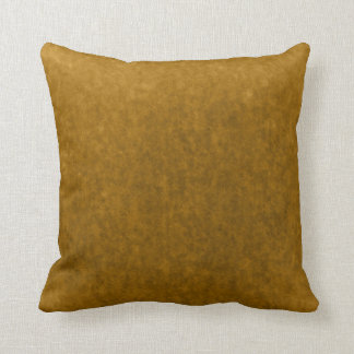 Autumn Amber Harvest Gold Watercolor Template Cushion