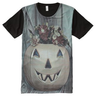 Autumn and Halloween t shirt