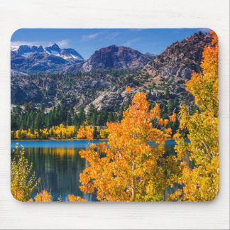 Autumn around June Lake, California Mouse Pad