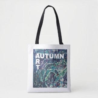 Autumn Art Tote
