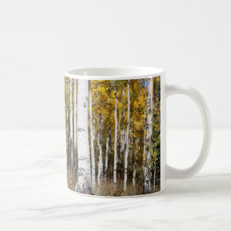 Autumn Aspens Coffee Mug