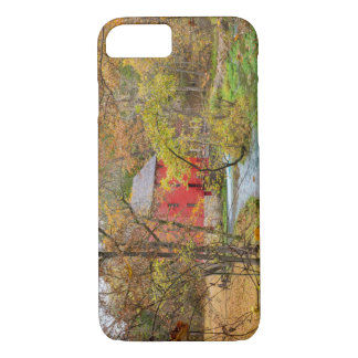 Autumn At Alley Mill iPhone 7 Case