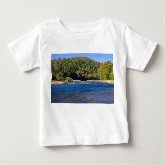Autumn At North Fork Baby T-Shirt